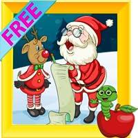 Frohe Weihnachten versteckte Objekte