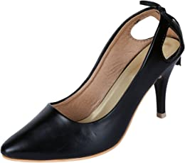 Do Bhai Women's Synthetic Heels