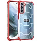 Case for iPhone 7/8/SE 2020, Full Body Protection Cover Tough Clear Armor Robust Heavy Duty Shockproof Anti-scratch…