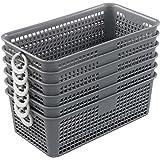 Dynko Dynko Panier de Rangement, 12 Paquets Paniers de Rangement en Plastique