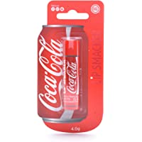 Lip Smacker - Coca-Cola Collection - Burrocacao per Bambini al Gusto Coca-Cola - Gusto Coca-Cola Classico - Dolce Regalo…