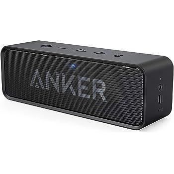 Anker Altoparlante Bluetooth SoundCore-Speaker Portatile Senza Fili con Microfono Incorporato e Doppia Cassa, Audio di Alta qualità e Autonomia di 24 Ore. per iPhone X/8/8 Plus, iPad, Samsung e Altri