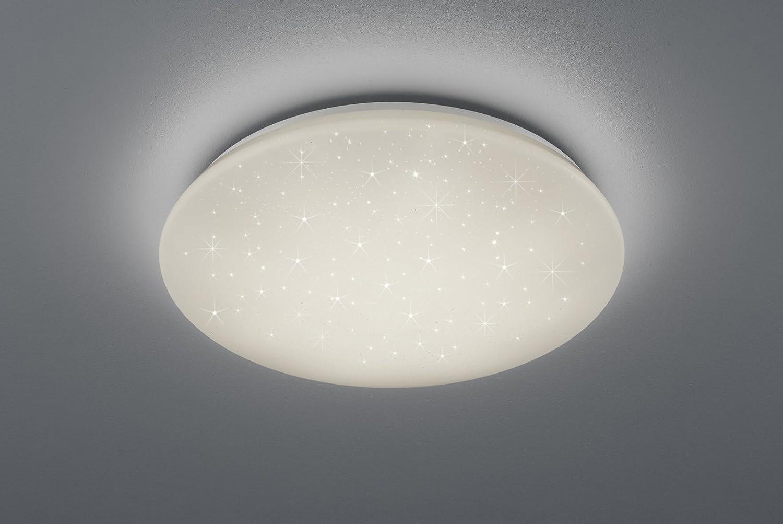 Reality Leuchten R62601301 Putz A+, Deckenleuchte, Plastik, 15 W ...