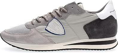 PHILIPPE MODEL PARIS TZLU W058 Tropez X Sneakers Uomo Grey