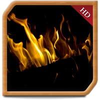 Dark Fireplace HD