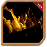 Dark Fireplace HD FREE - Enjoy the winter with hot romantic fireplace on your TV Screen