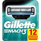 Gillette Mach3 scheermesjes 12Stuk