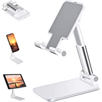 DYAZO Telescopic Multi Angle Adjustable & Foldable Mobile Phone Stand/Holder, Anti Slip & Scratch Resistant Stand…