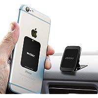 Supporto magnetico per smartphone con 6 magneti per mantenere Heavy smartphone come Samsung S8 & S8 Plus, iPhone 7 e 7…