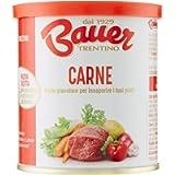 Bauer Brodo Granulare Istantaneo Carne - 200 Gr