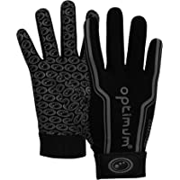 Optimum Velocity Gloves Multi-Sport for Rugby, Football, Hockey, Running & Cycling