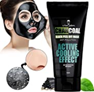 UrbanGabru CharCoal Peel Off Mask | Deep skin cleansing Mask 60gm