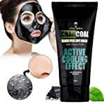 UrbanGabru CharCoal Peel Off Mask | Deep skin cleansing Mask 60gm
