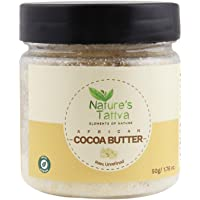 Nature's Tattva African Cocoa Butter, 50g
