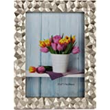 A VINTAGE AFFAIR- HOME DECOR Photo Frames For Table Decoration Tabletop Mosaic Pattern Photo Frame Designer Home Improvement