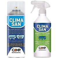 Trattamento Sanificante Completo Climatizzatori Climasan Igienizzante + Detergente