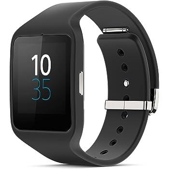 Sony SWR50 Smartwatch 3, Nero