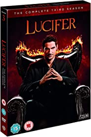 Lucifer: The Complete Season 3 (5-Disc Box Set) (Fully Packaged Import) (Region 2)