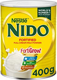 Nestle Nido Full Cream Milk Powder Tin 400g