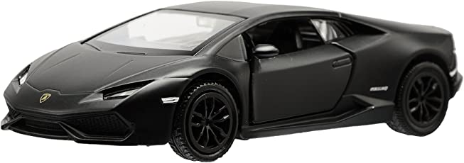 RMZ Lamborghini Huracán LP610-4, Matte Black (5-inch)