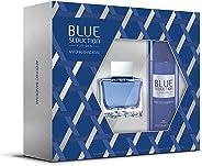 Antonio Banderas Blue Seduction for Men Eau de Toilette 50ml and Deodorant Spray 150ml