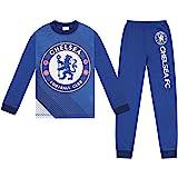 Chelsea FC - Pijama Largo Serigrafiado para niño - Producto Oficial