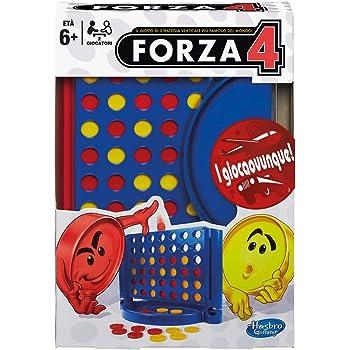 0503a2ff11 Grandi Giochi Forza 4 Juventus, GG02403: Amazon.it: Giochi e giocattoli