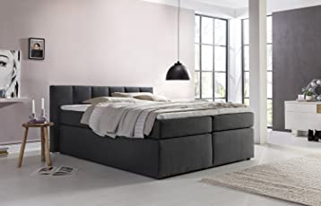 Charmant Furniture For Friends Boxspringbett Valina Inkl. Visco Topper Ideal Für  Dachschrägen, 7