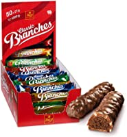 Frey Branches Classic Schokoriegel 50er-Pack - Milchschokoladen-Riegel mit Haselnusscremefüllung - Schweizer Schokolade...