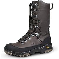 Härkila Bottes de chasse doublées Driven Hunt GTX en cuir pour homme - Bottes d'hiver imperméables pour la chasse