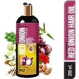 Cura Natura Red Onion Hair Oil 200 ml