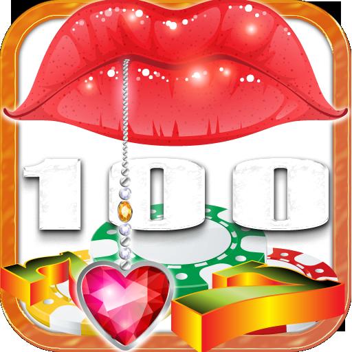 Lips Jewels Slots Fashion (Fire Kindle Für Skype)