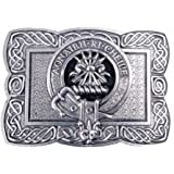 Cameron Clan Crest Kilt Belt Buckle