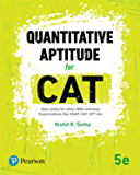Quantitative Aptitude for CAT, 5e