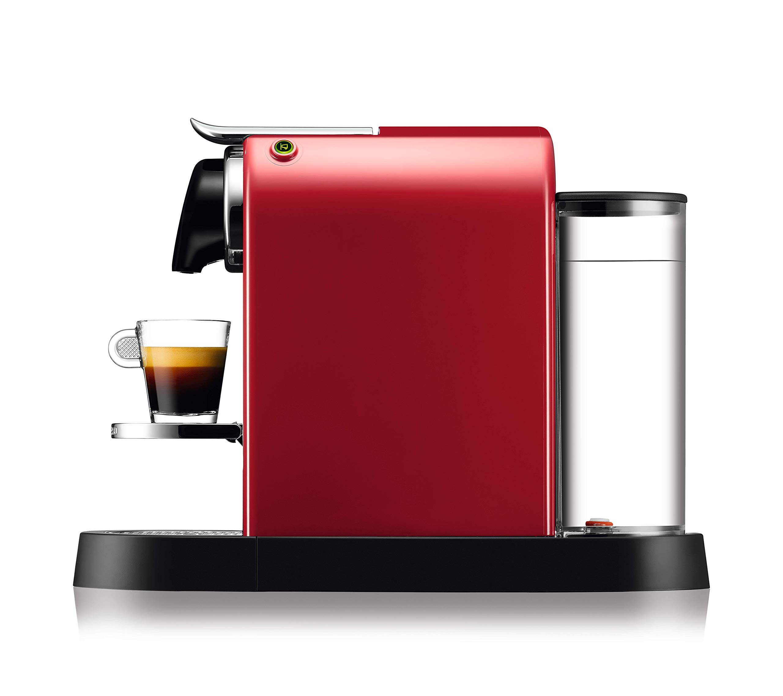 71ZS3s84wvL - NESPRESSO KRUPS Citiz XN741540 Pod Coffee Machine-Red