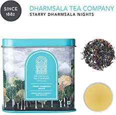 Dharmsala Himalayan Whole Leaf Loose Oolong Tea with Fennel, Star Anise & Orange Peel, 50g, Freshly Packed at Our Plantations in Dharmsala