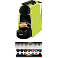 De'Longhi Nespresso Essenza Mini EN 85.L Kaffeekapselmaschine, Welcome Set mit Kapseln in unterschiedlichen…