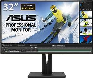 Asus Pa329q 81 28 Cm Monitor Schwarz Computer Zubehör