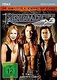 Renegade - Gnadenlose Jagd, Staffel 1 / Die ersten 22 Folgen der Kultserie (Pidax Serien-Klassiker) [4 DVDs]
