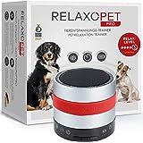RelaxoPet PRO - dispositivo di rilassamento per cani con onde sonore ideale durante i temporali o i fuochi d'artificio, da so