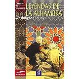Leyendas de la Alhambra (Clásicos de la literatura universal)