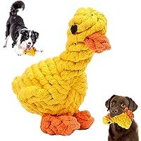 WELLXUNK Giochi per cani mordere, Giocattoli da Masticare per Cuccioli, Pet Molars Morso Giocattolo Pulizia dei Denti…