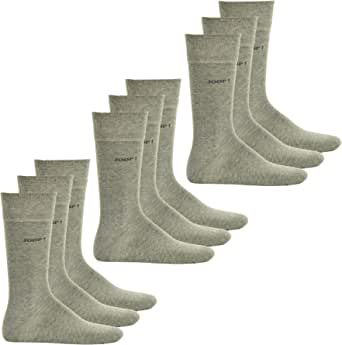 Joop! calze da uomo 9 paia - calze, calzettoni, business - scelta di colori (3x 3-Pack)