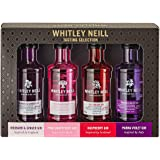 Flavoured Gin Trio Gift Set, 3 x 5 cl by Blue Tree Gifts: Amazon.co.uk: Grocery
