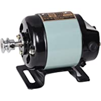 Al - Hind Sewing Machine Motor Full Copper Winding with Heavy Quality Speed Controller (Grey)