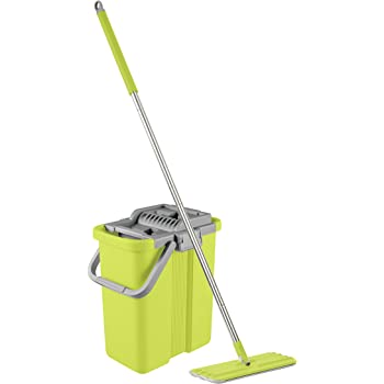 smart mop eimer mopstange wischer feudel wischmop aus. Black Bedroom Furniture Sets. Home Design Ideas