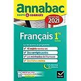 Annales du bac Annabac 2021 Français 1re technologique : sujets & corrigés nouveau bac (Annabac corrigés)