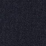 MOORE DENIM Vorgewaschener Blusen-/Hemdenjeans schwarz (5,6