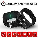 WEIDE - Smartwatch e Bluetooth Auricolare 4.0 Bluetooth Earphone per iPhone/Huawei/Sony/Wiko/Samsung/Android Smartphone Bracc