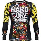 Rashguard Hardcore Training X Manto Doodles MMA BJJ UFC